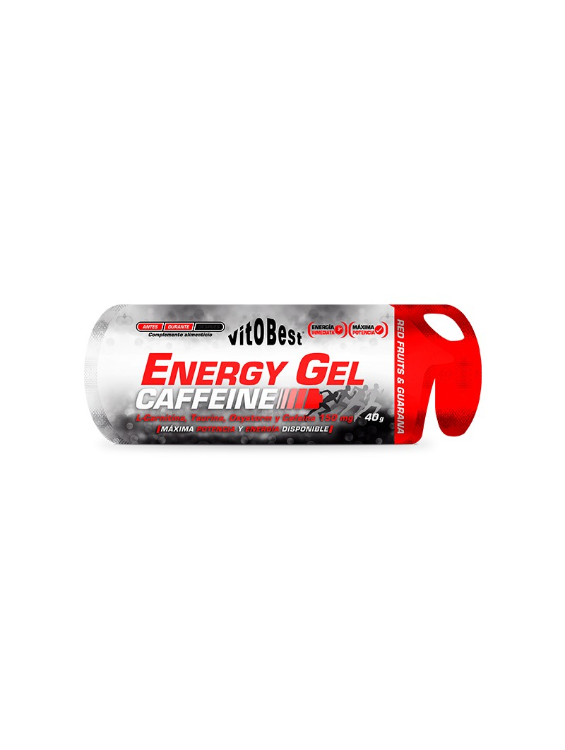 Energy Gel Caffeine 40 g