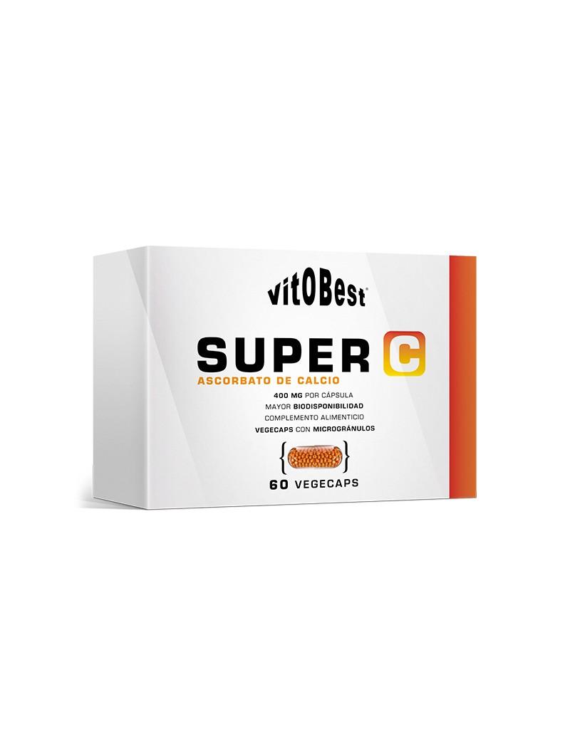 Super C 60 VegeCaps