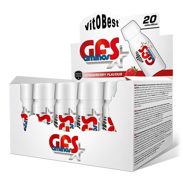 GFS Aminos 20 Viales