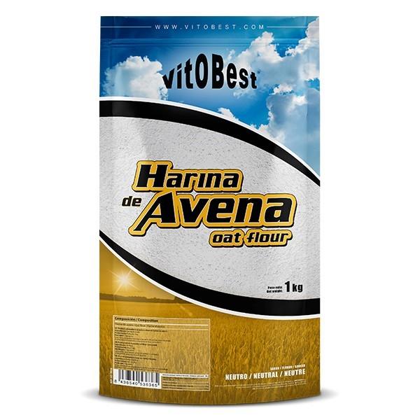 Harina de Avena 1 kg