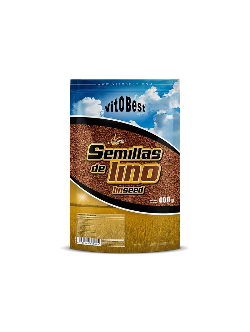 Semillas de Lino 400 g