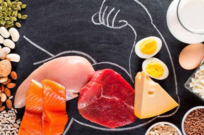 Proteínas: todo lo que debes saber.
