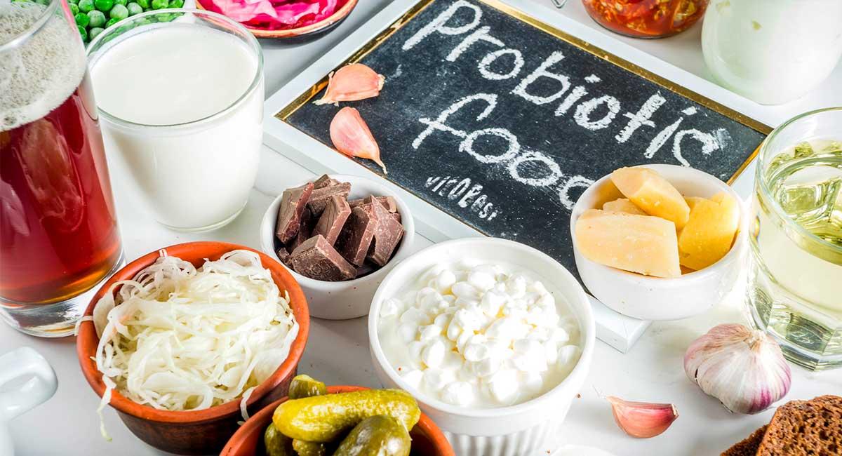 ¿Son importantes los probióticos?