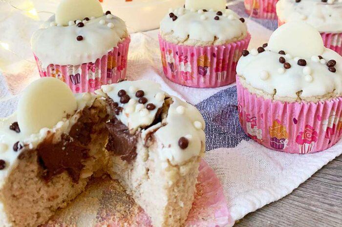 Receta de Muffins proteicos Vitobest®.