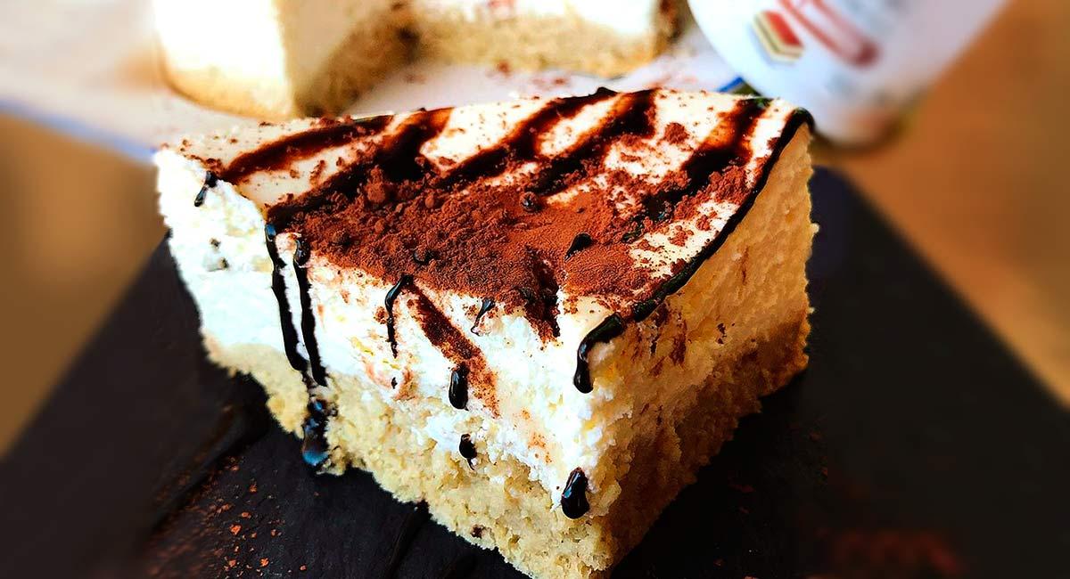 Receta Cheesecake de tiramisú Vitobest®.