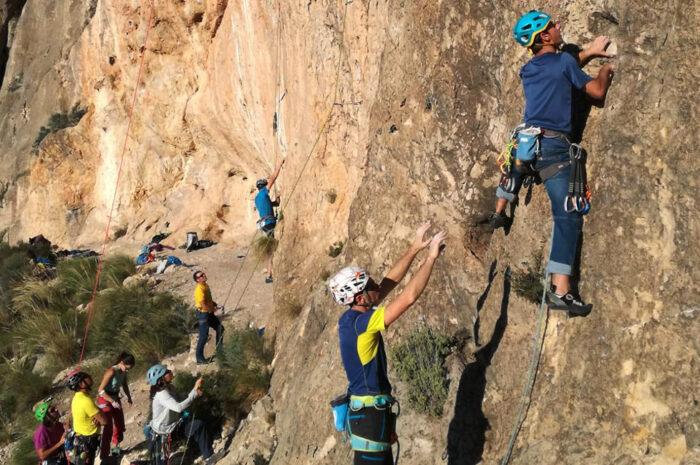 Consejos para disfrutar de un día de escalada.