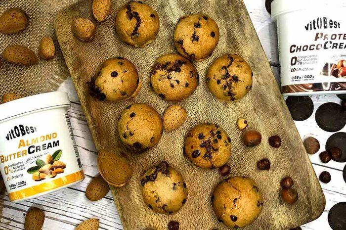Receta Cookies rellenas Vitobest®.