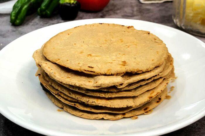 Receta Tortillas de avena Vitobest®.