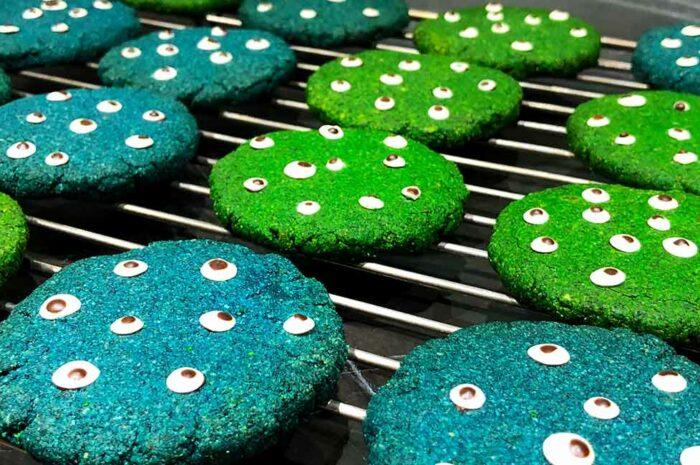 Receta Monster Protein Cookies Vitobest®.