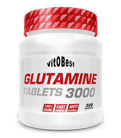 GLUTAMINE 3000 TABLETS