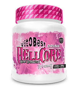 HELLCORE DRINK WOMAN
