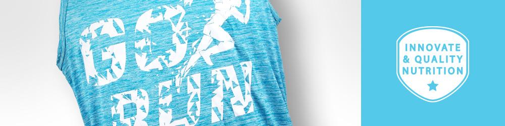 Camiseta Tirantes Go Run Elastic-Dry