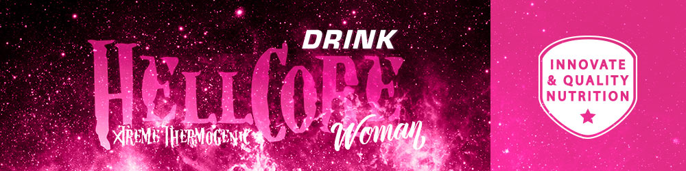 Hellcore Drink Woman