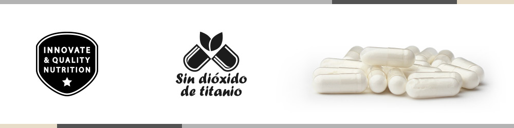 Sin dióxido de titanio