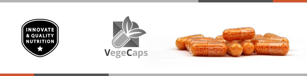 VegeCaps microesferas